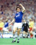 Kevin Ratcliffe (Footballer) - Genuine Signed Autograph 7233